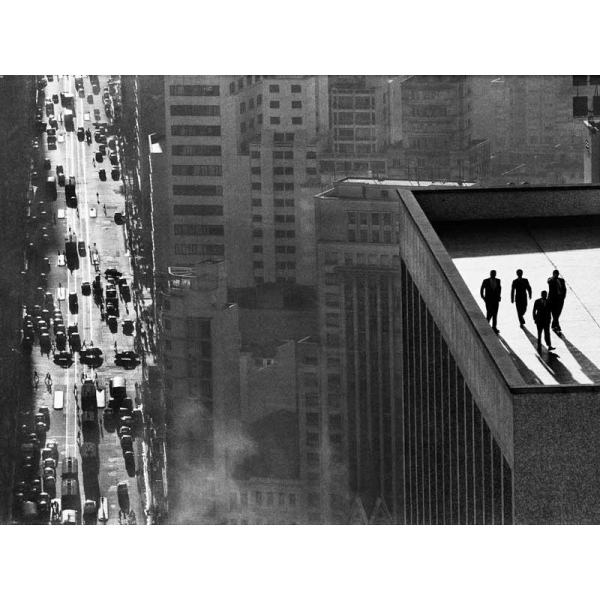 N36 - 100 photos de René Burri pour la liberté de la presse