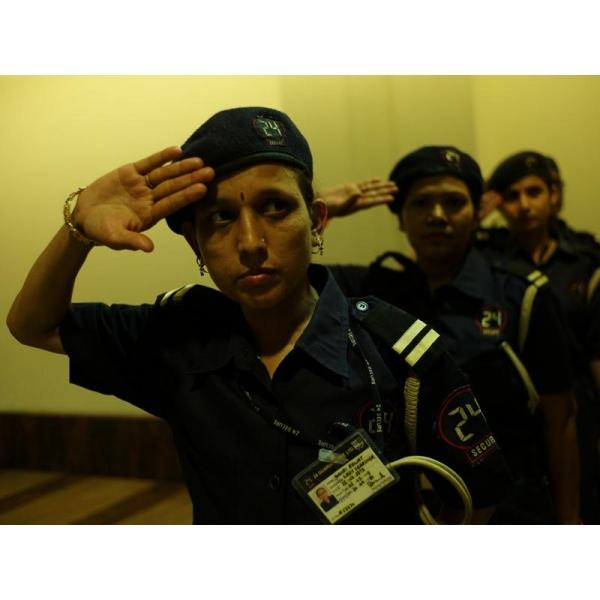 N37 - Elles changent l'Inde 100 photos pour la liberté de la presse