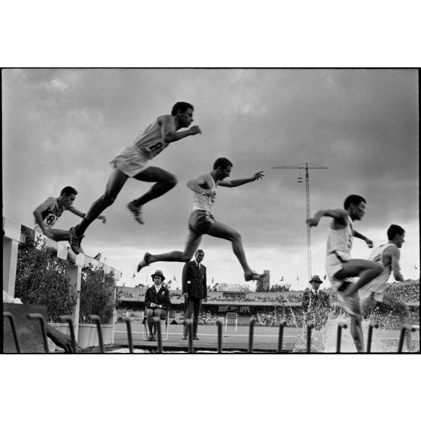 N56 - Les JO de Raymond Depardon, 100 photos pour la liberté de la presse