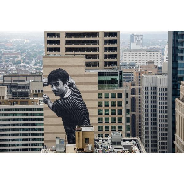N58 - 100 photos de JR pour la liberté de la presse