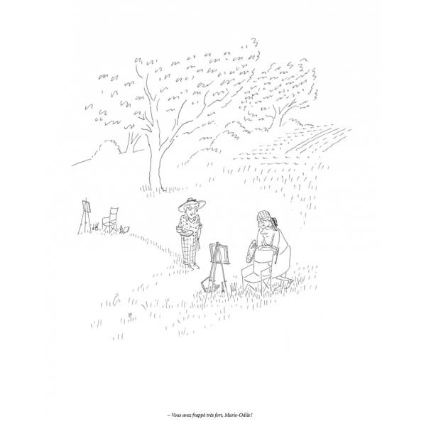 N61 - 100 dessins de Sempé pour la liberté de la presse